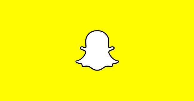 redes sociais mais usadas no País Snapchat