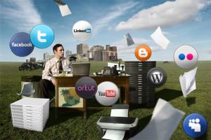Como Trabalhar com as Redes Sociais