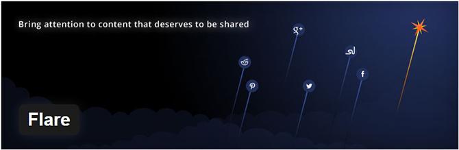 melhor plugin de compartilhamento flare2